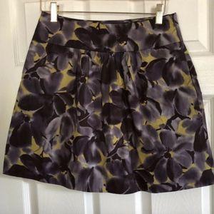 3/$25 J Crew 100% Cotton Skirt - Size 0